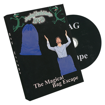 Magical Bag Escape - DVD