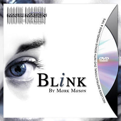 Blink by Mark Mason (DVD and Gimmick) -Trick