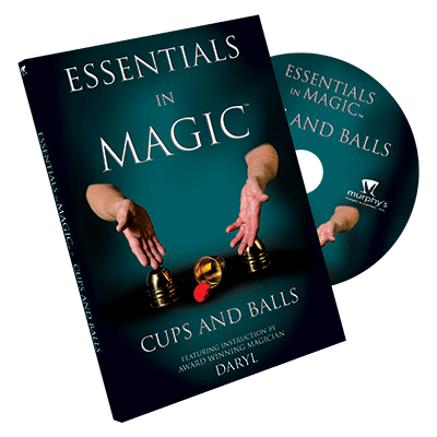 Essentials in Magic: Cups and Balls - DVD