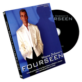 Fourseen (With 2 Sheets and DVD) by Wayne Dobson) - DVD