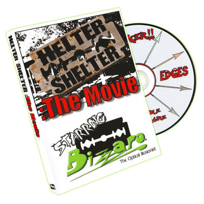 Helter Skelter The Movie Bizarro - DVD