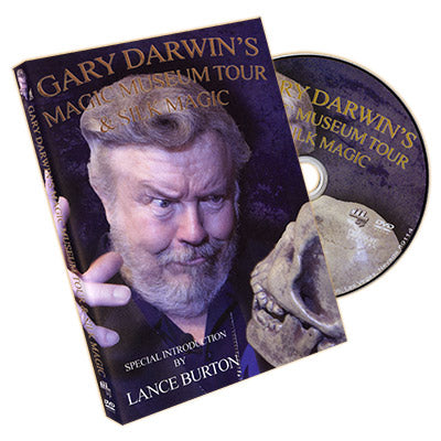 Magic Museum Tour & Silk Magic By Gary Darwin