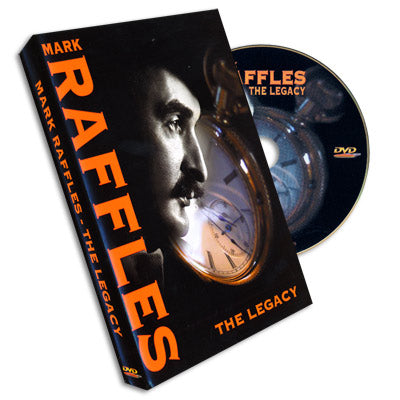 Legacy by  Mark Raffles - DVD