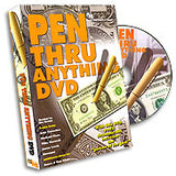 Pen Thru Anything - DVD