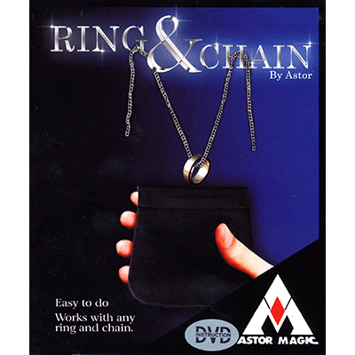 Ring & Chain by Astor Magic -Trick