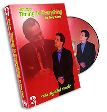 Timing is Everything - Tony Clark DVD