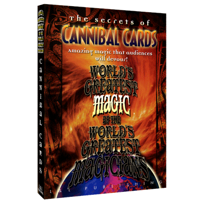 World's Greatest Magic - Cannibal Cards - DVD