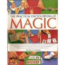 The Practical Encyclopedia of Magic by Nicholas Einhorn - Book