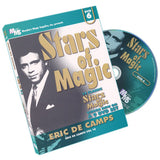 Stars Of Magic #6 (Eric DeCamps) - DVD