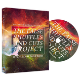 False Shuffles and Cuts Project by Liam Montier and Big Blind Media - DVD