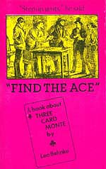 Find The Ace! by Leo Behnke - Book