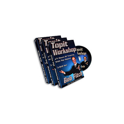 Topit Workshop by Bob Fitch - DVD