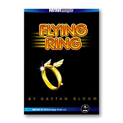 Flying Ring by Gaetan Bloom -Trick