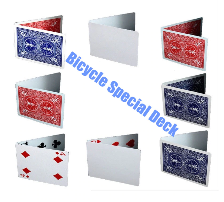 Bicycle Gaff Decks - Assorted Styles