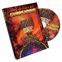 World's Greatest Magic - Gambling Routines - DVD