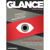 Glance Combo by Steve Thompson (Instructions and 2 Magazines) - Trick