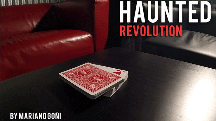 Haunted Revolution by Mariano Goni - DVD