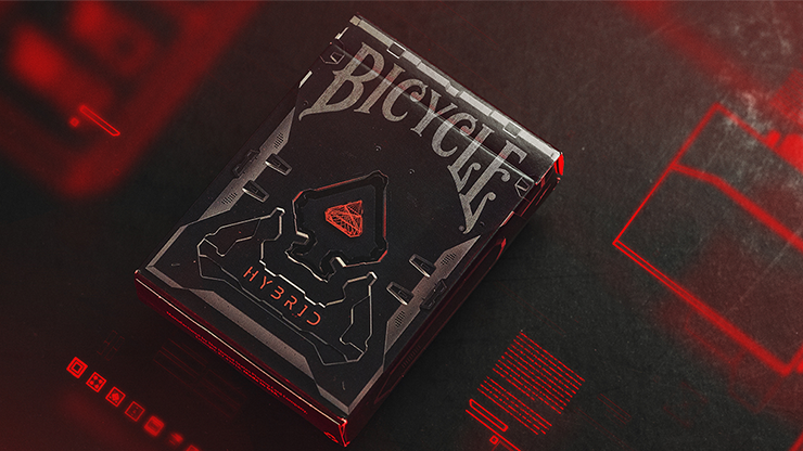 Bicycle Hybrid Playing Cards by U.S. Playing Card Company