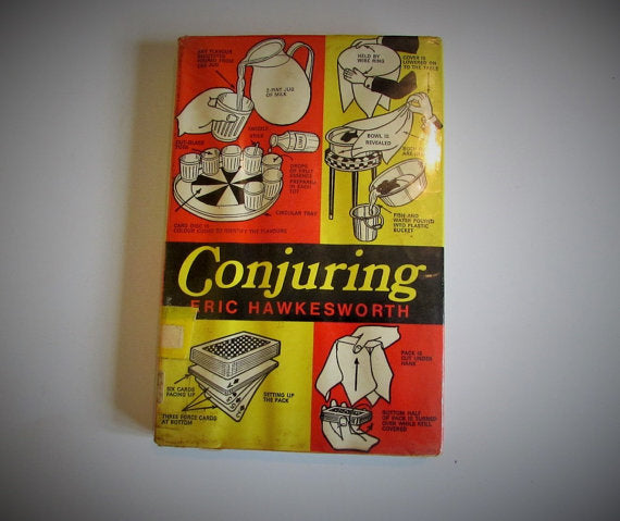 Conjuring by Eric Hawkesworth - Book