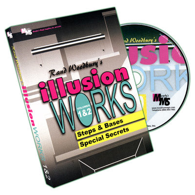 Illusion Works - Steps & Bases - DVD