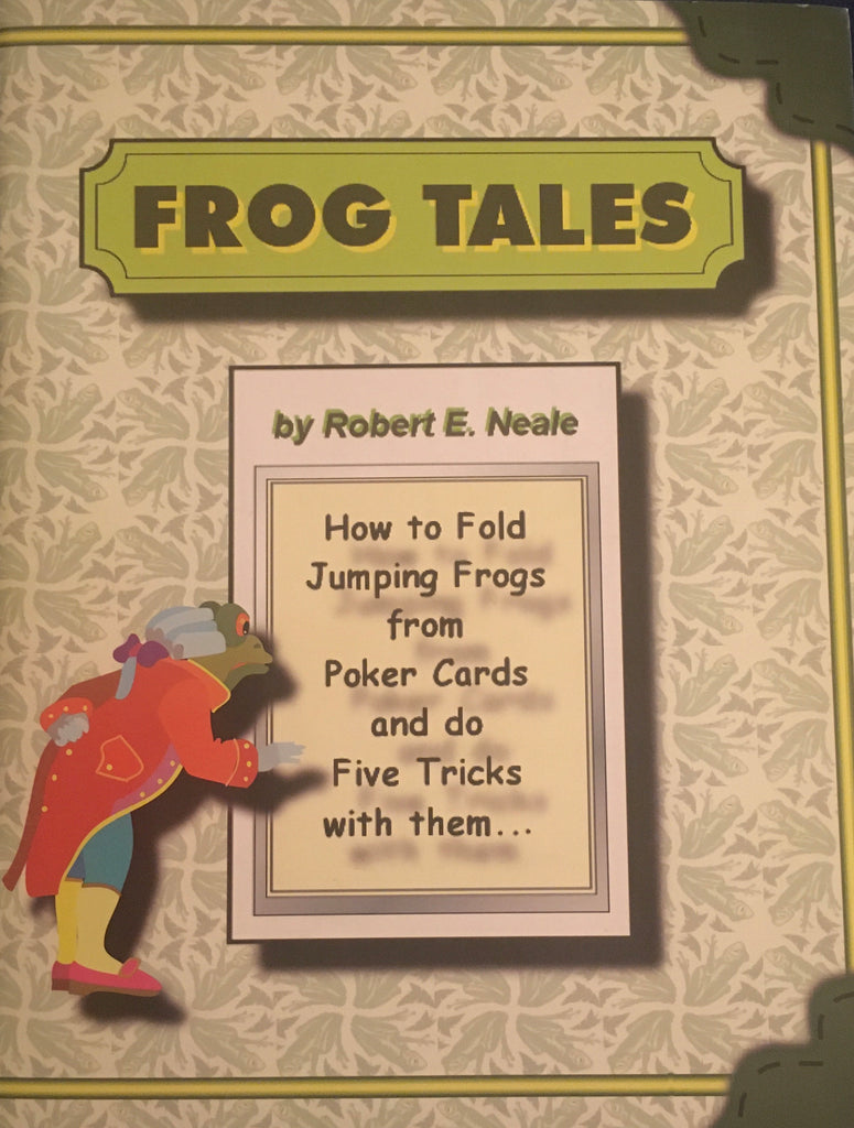 Frog Tales by Robert E Neale - Book