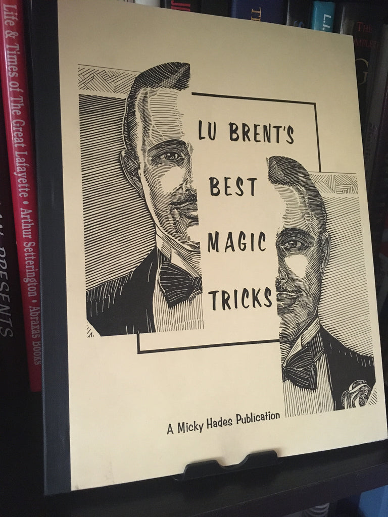 Lu Brent's Best Magic Tricks VOL. 1 - Book