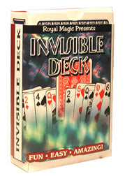 Invisible Deck - (Ultra Mental) - Trick