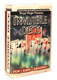 Invisible Deck - (Various styles and sizes) - Trick