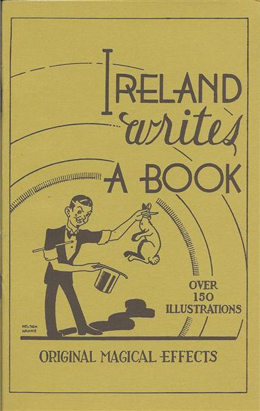 Ireland Writes a Book by Laurie Ireland - Book
