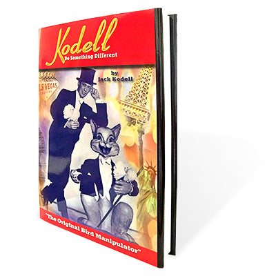 Kodell, Do something Different - book