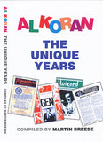 Al Koran's The Unique Years - Book