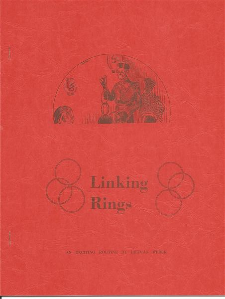 Linking Rings by Herman L. Weber - Book