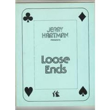 Loose Ends by Jerry Hartman - Book