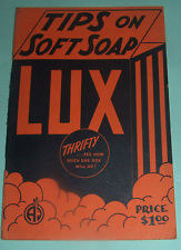 Tips on Soft Soap Compiled by Gordon Macdonald - Book