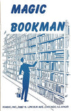 Magic Bookman by Frances Marshall - Book