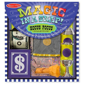 Magic in a Snap! Hocus Pocus Collection - Trick