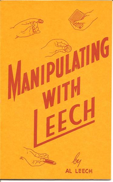 Manipulating With Leech by Al Leech - Book
