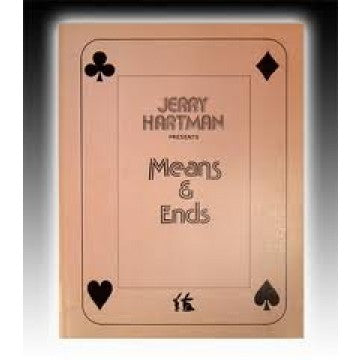 Means and Ends by Jerry Hartman - Book