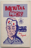 Mental Magic With Cards by Jean Hugard - Book