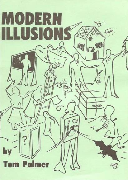 Modern Illusions by Tom Palmer - Book
