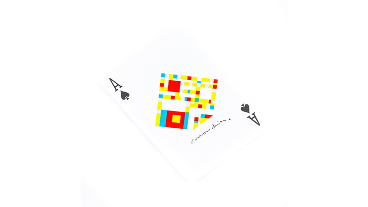 Mondrian: Broadway Playing Cards by Got Magic, Inc.