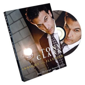 Tony Clark Insights and Illusion - DVD