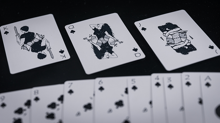 Multiverse Playing Cards by The One Playing Cards