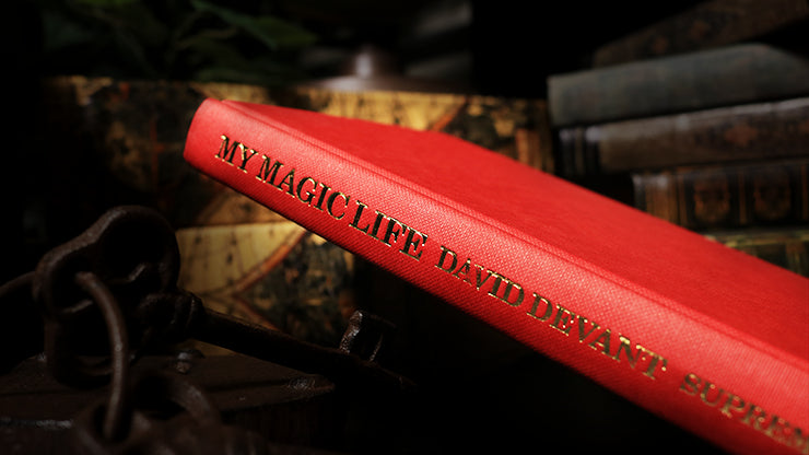 My Magic Life by David Devant - Book