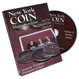 New York Coin Magic Seminar Vol. 13 - DVD