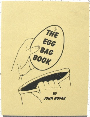 Egg Bag Book - John Novak
