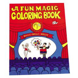 Blank Magic Coloring Book Switch-Out by Royal Magic - Trick