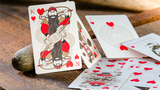 Pinocchio Playing Cards (Assorted Colors) by Elettra Deganello