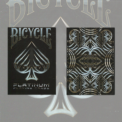 Bicycle Platinum Deck by U.S. Playing Card Company