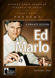 Ed Marlo: A Private Session Volume One DVD